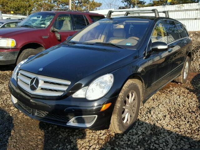 Mercedes-Benz R350 из США (авторазбор)