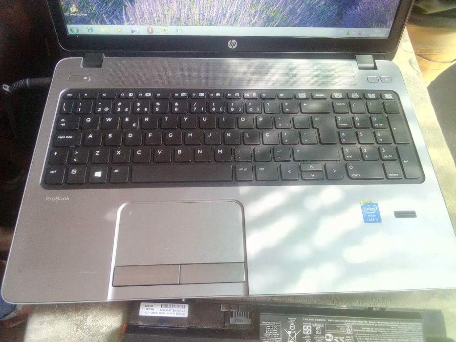Hp probook 450 i5 quarta geração 500Gb 4ram
