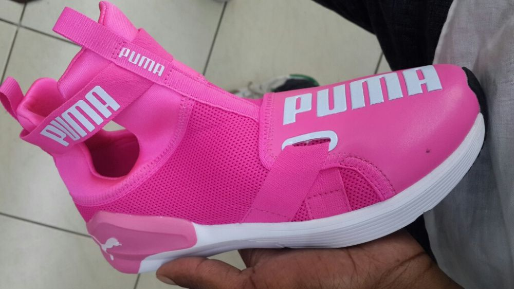 Puma fierce Strap pink Polana • olx.co.mz 137436a0b