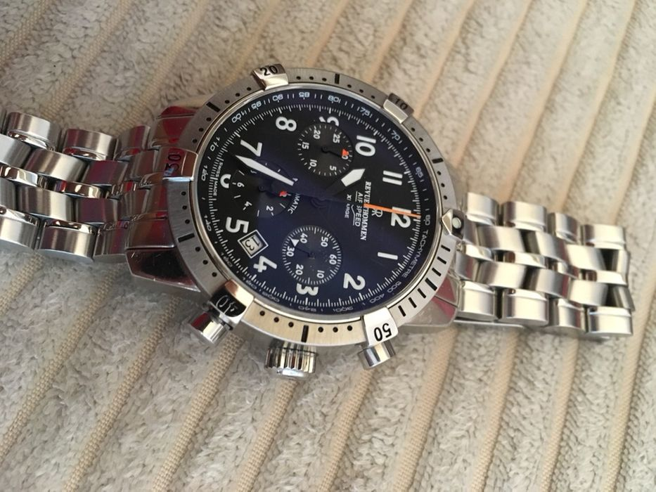 Ceas automatic swiss Revue Thommen airspeed Xlarge nu Breitling