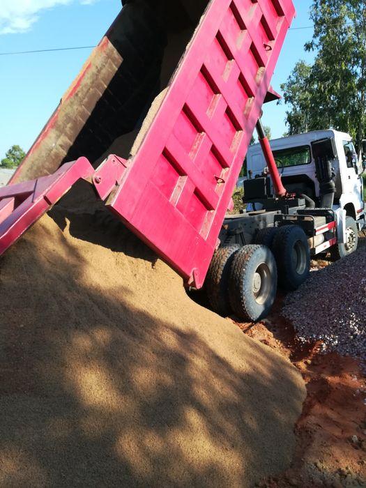 Vendo pedra e areia para construção 24metros cúbicos Bairro do Jardim - imagem 2