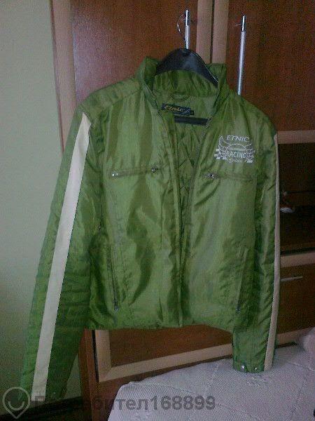 продавам мъжко яке