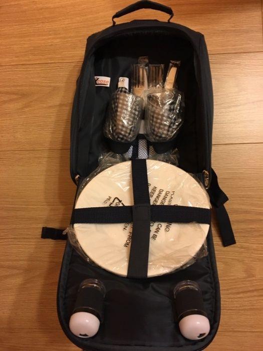 Rucsac Nou echipat picnic/ camping X-case, termoizolant