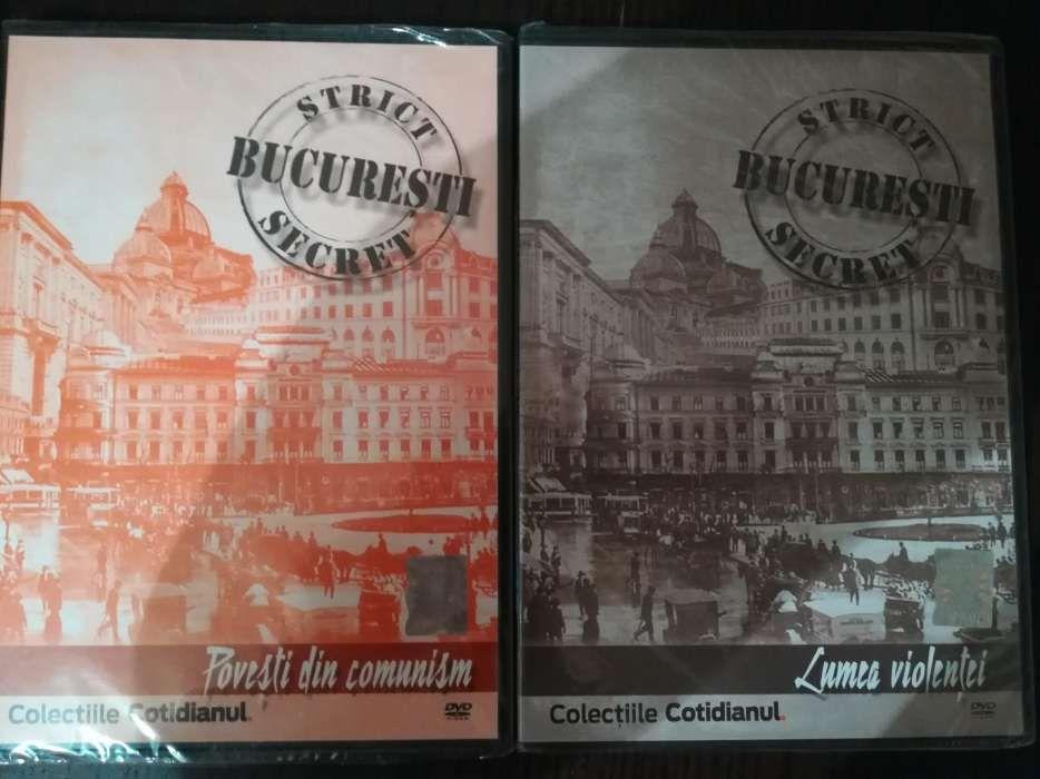 Dvd-uri București Strict Secret