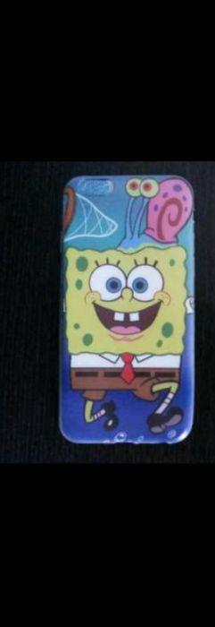 Husa / carcasa silicon Iphone 6 Spongebob