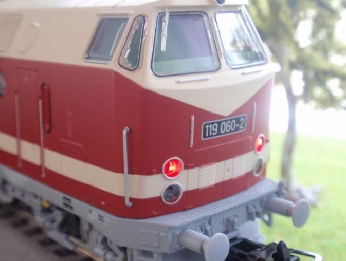 Locomotiva digitala BR119 Piko Expert H0 (16mm)
