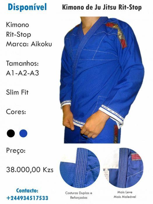 Kimono Ju Jitsu Rit Stop