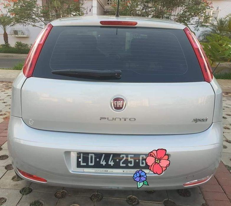 Fiat punto carro de mulher