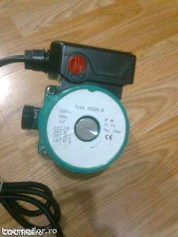 pompa circulara cu 3 viteze