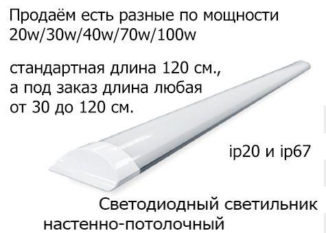 Продаём LED для подсветки и освещения Есть много всего на свето-диодах