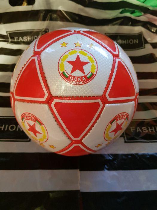 Футболна топка ЦСКА + Фенска Шапка Цска 39.99лв