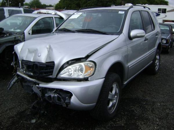 Mercedes-Benz ML 270CDI; 400CDI / Мерцедес МЛ НА ЧАСТИ