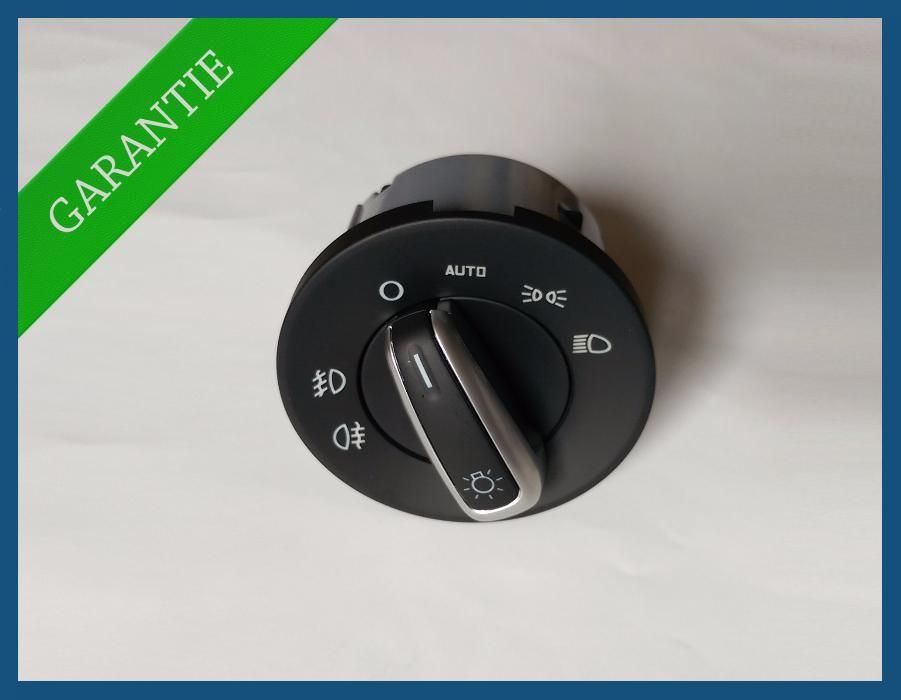Buton / Comutator lumini / Bloc lumini cu AUTO Skoda Octavia 2 Superb