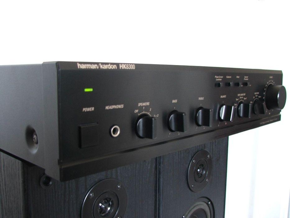 statie / amplificator harman kardon hk 6300
