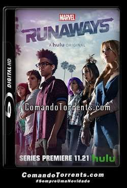 Série Marvel – Runaways 1ª Temporada (2017)