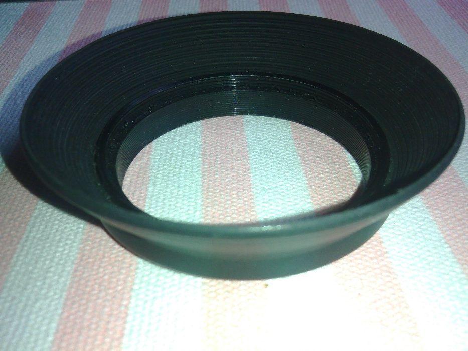 Vand parasolar filet metalic+inel cauciuc, D=49 mm