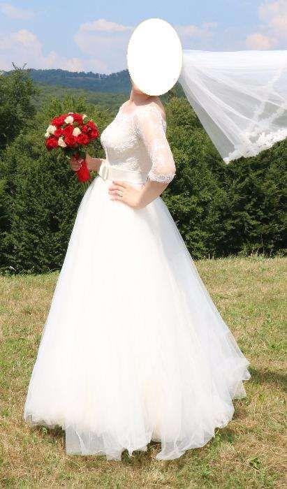 rochie de mireasa Divine