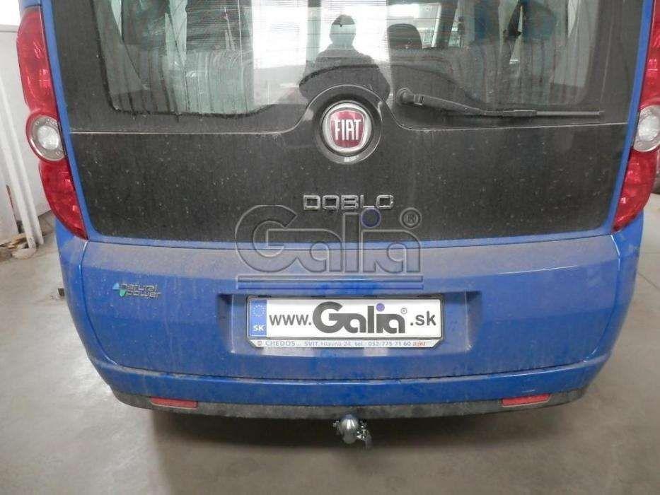 Carlig Remorcare Fiat Doblo, Opel Combo