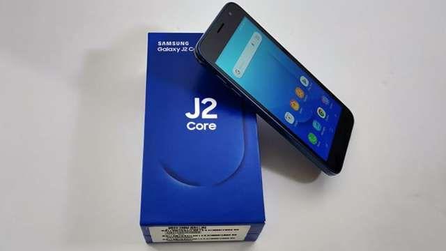 Samsung J2 2018/novos na caixa.