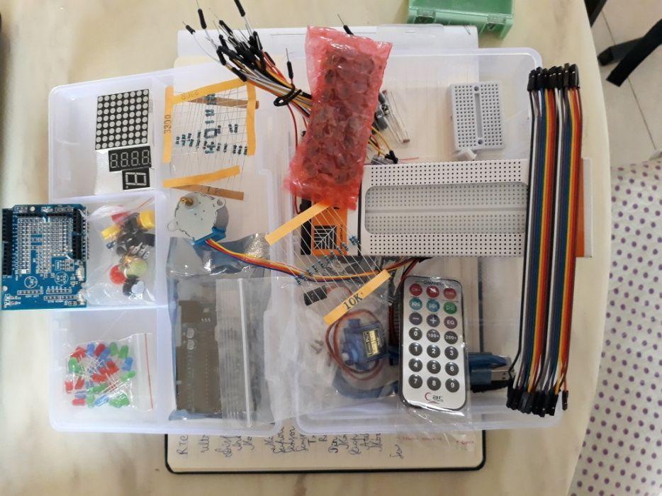 Vendo kit de inicialização ao Arduino
