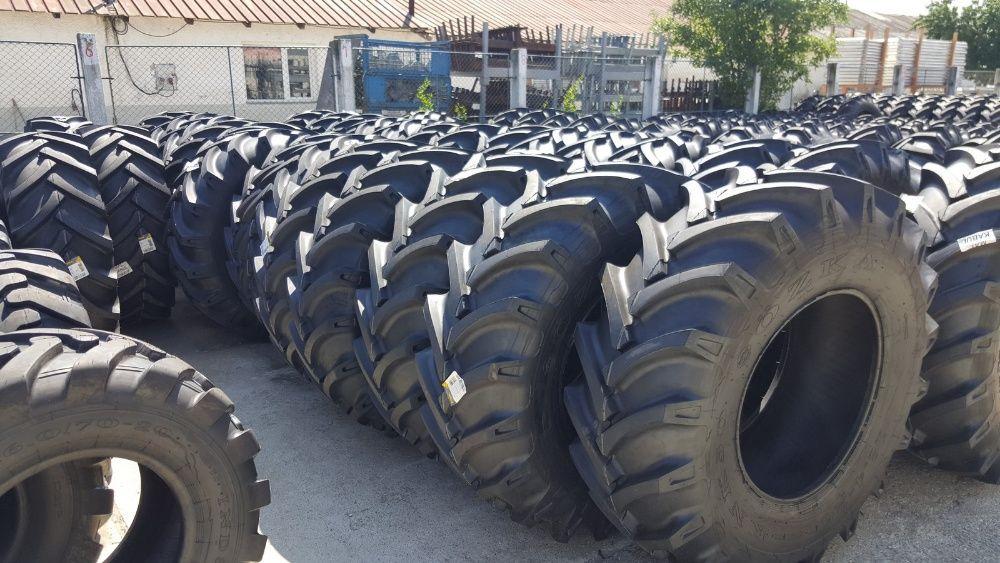 Anvelope agricole noi10 pliuri 18.4-38 cauciucuri cu livrare gratuita