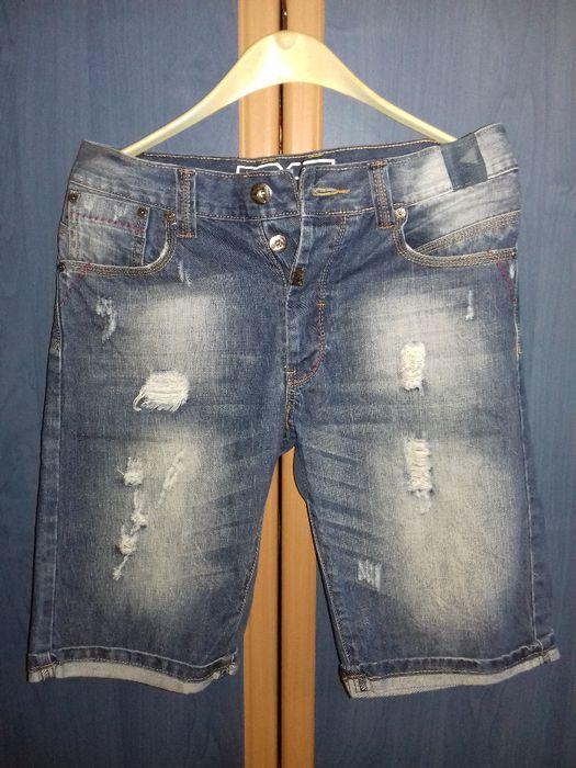 Къси дънки GX3 Jeans