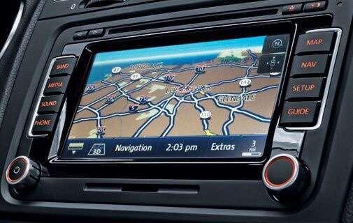 Volkswagen soft navigatie Scirocco Phaeton Passat Touareg Golf Touran