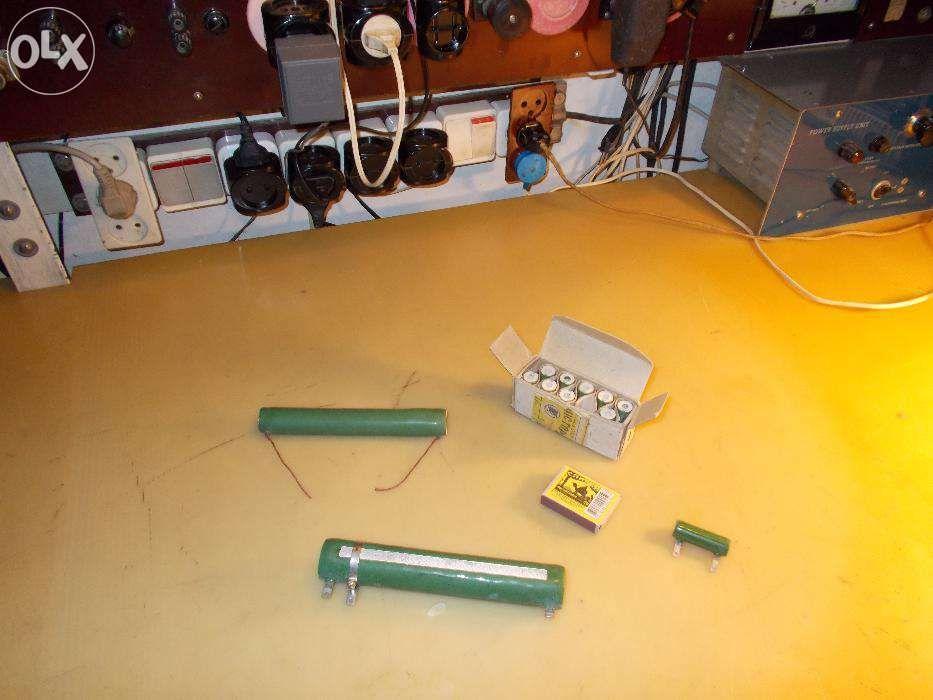 Продаются проволочные резисторы