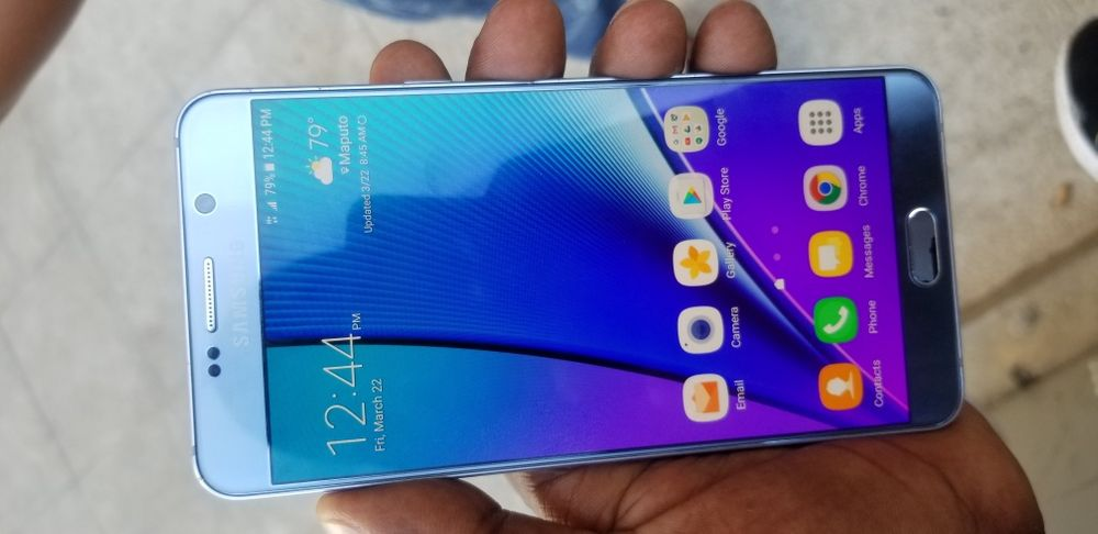 Galaxy Note 5 tem 32gb novo