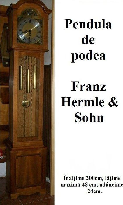 Pendula de podea ,, Hermle ,,