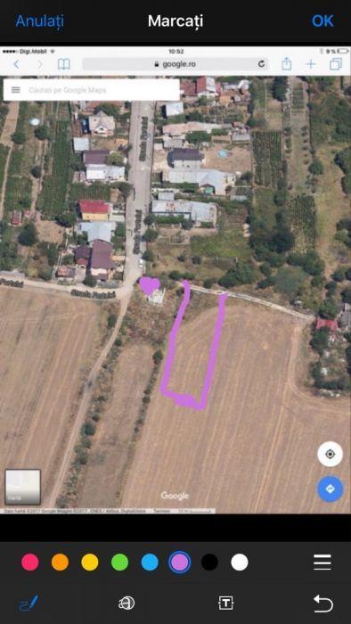 Proprietar oferta urgent teren popesti Leordeni 5000mp