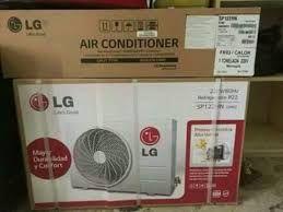 Ac de 18btu de marca LG novo há venda