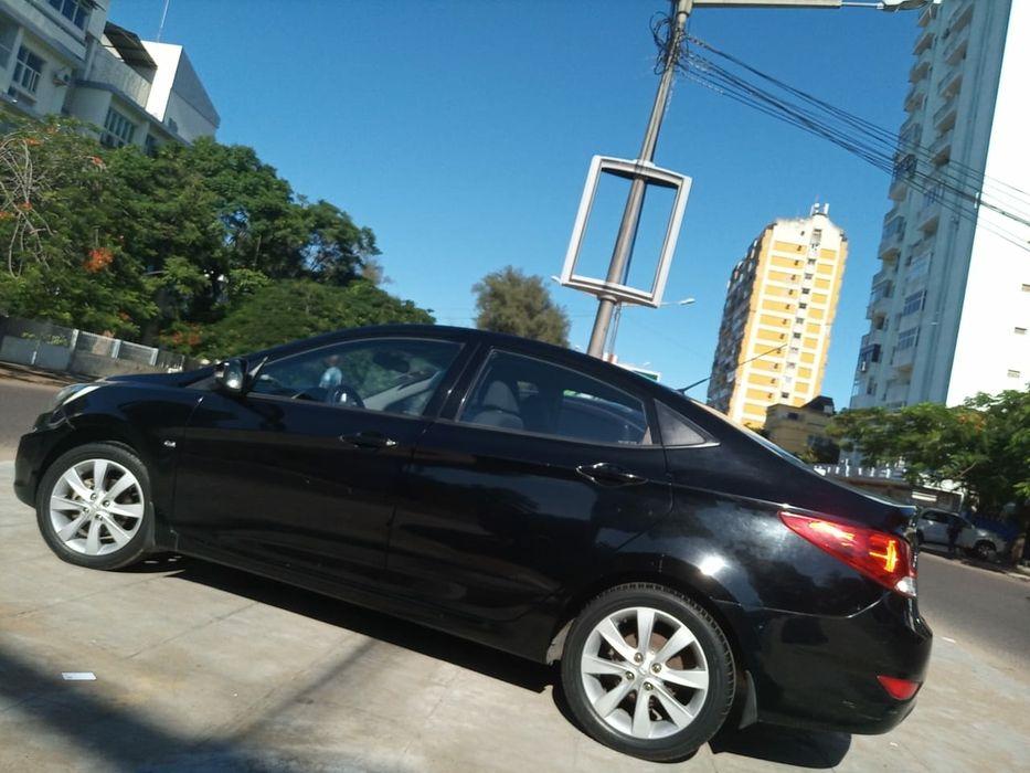 Vendo carro Hyundai