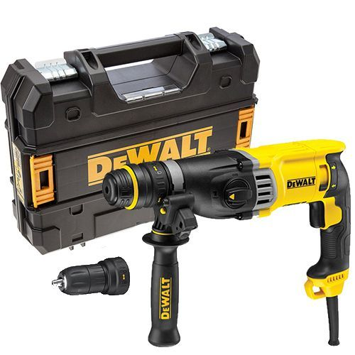 Перфоратор със SDS-Plus DeWalt D25144K , 900W , Два Патронника