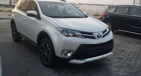 Toyota rav4 familiar 0km