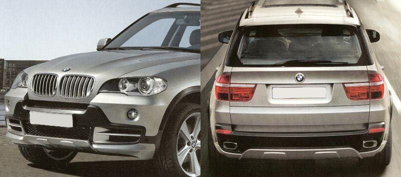 Тунинг пакет за BMW X5 Е70