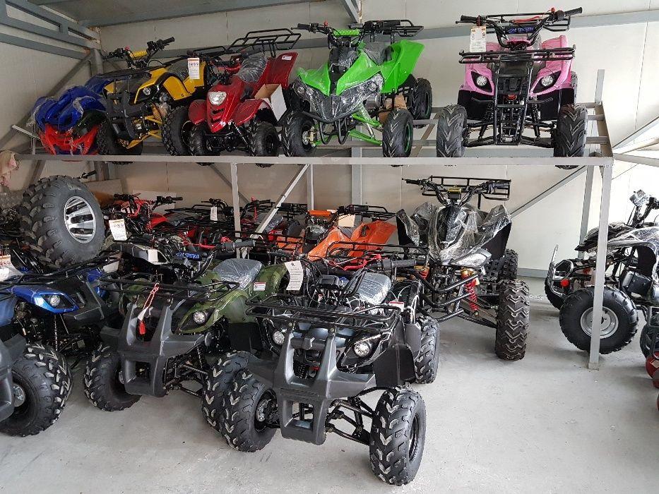 Atv MAXI HUMMER-SPYDER 125cc ,ROBUST Nou 2018, Calitate US ,Fara Permi
