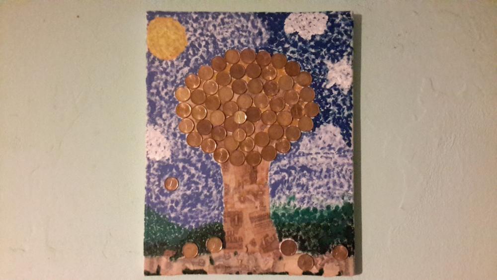 Дървото на парите