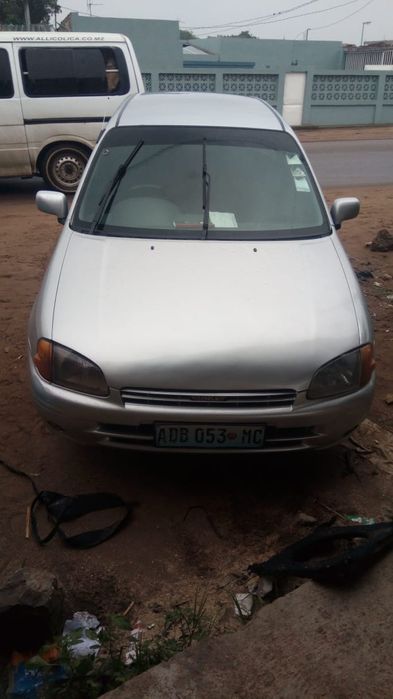 Toyota Starlet Bairro Central - imagem 1