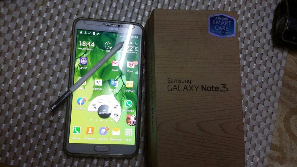 SAMSUNG Galaxy Note 3, 32 Gb, super novo com caixa e ASESORIIOS