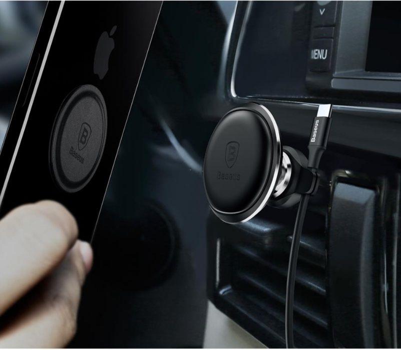 BASEUS 360° магнитна стойка/ поставка за телефон в автомобил кола