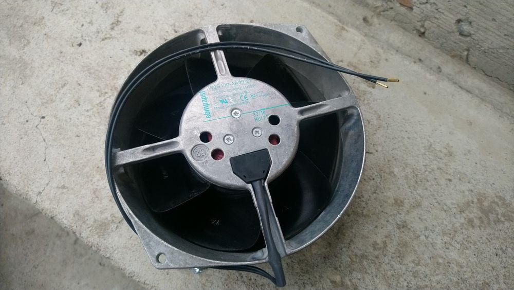 Ventilator 230V EBM PAPST axial industrial