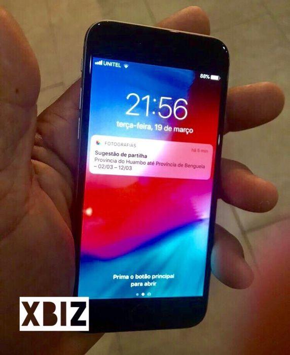 Xbiz iPhone 6 64gb Aceito trocas