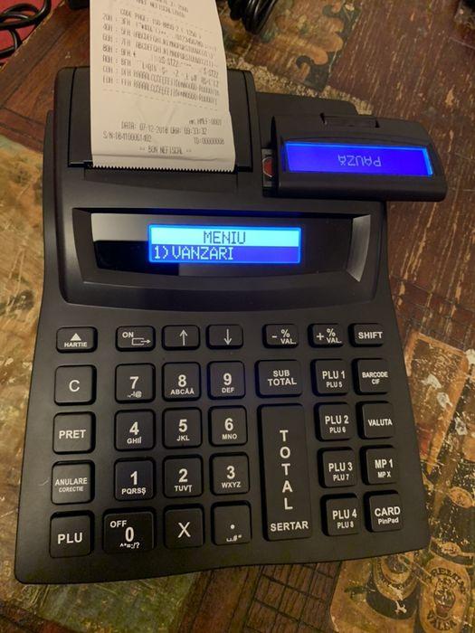 Case marcat Datecs Dp-150 cu jurnal electronic