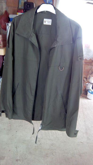 Jachetă pădurar vânător