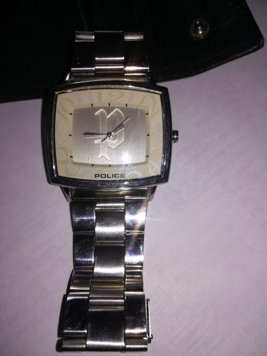 Продам фирменные часы оригинал POLICE