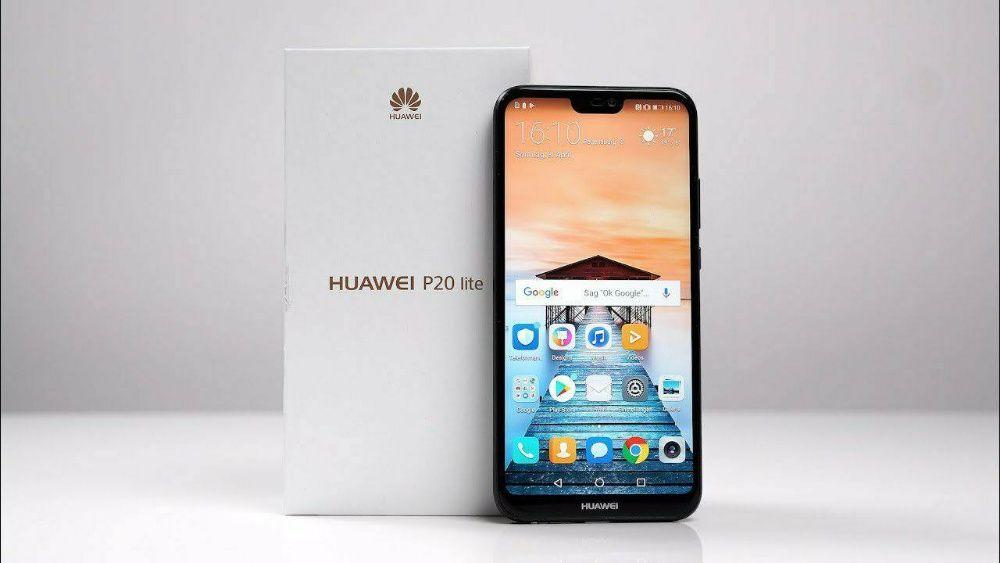 Huawei P20 Lite 64Gb Novos na caixa 64Gb de Memória Interna Ram 4Gb
