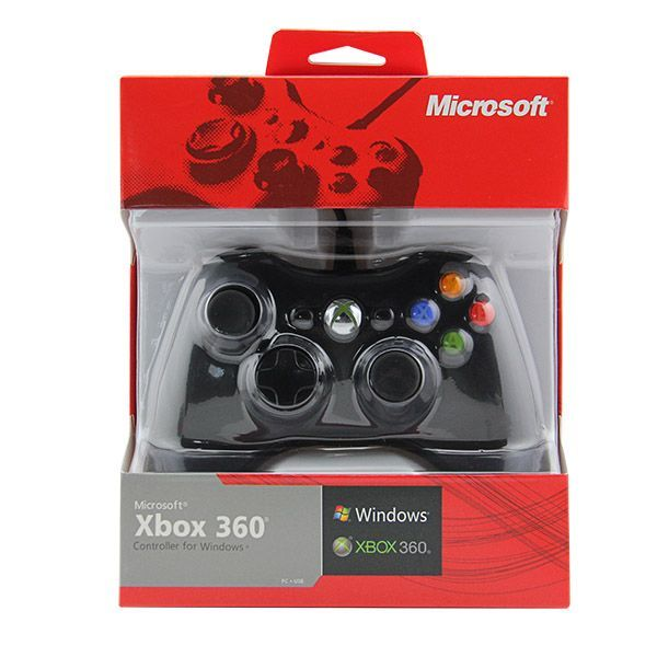 Xbox 360 Wired Controller Джойстик Xbox 360 Проводной