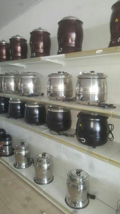 Vende-se Panela de Sopa Nova na Caixa