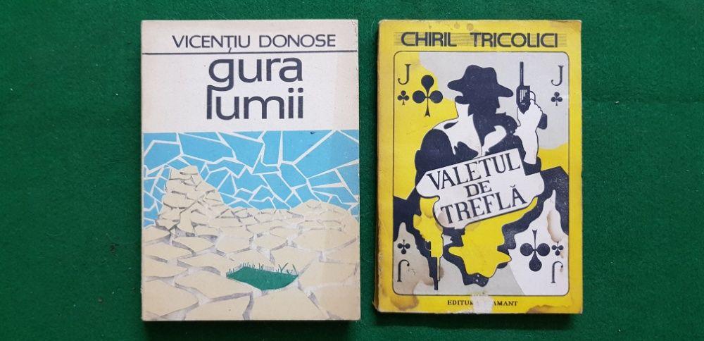 Vicentiu Donose, Chiril Tricolici